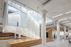Pinterest Headquarters | Architect Magazine | IwamotoScott Architecture, Brereton Architects, San Francisco, CA, United States, Office, New Construction, 2017 AIA Institute Honor Awards, Institute Honor Awards for Interior Architecture 2017, Awards, Office Projects, Commercial Projects, Interiors, California, San Francisco-Oakland-Fremont, CA