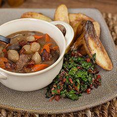 Crockpot Beef Burgundy Recipe on Yummly. @yummly #recipe