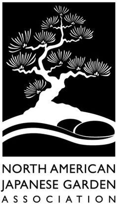 North American Japanese Garden Assoc. Logo