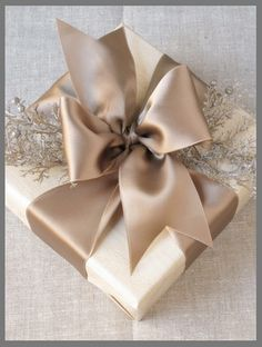 Elegant wrapping
