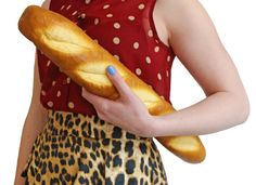 Baguette French Bread Clutch Bag Baguette Clutch Purse Accessoires Jewelry Food Hungry Food Clutch