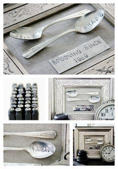 Metal stamping crafts-diy