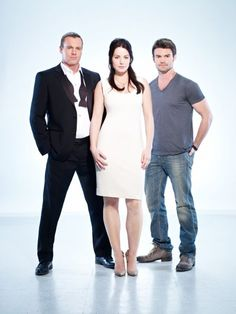 Saving Hope. Loving this show, watching on Hulu as it was taken off the air in America. However CTV in Canada has picked it up for an 18 ep second season in 2013.