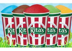 Get a FREE Birthday Treatat Rita's on Your Birthday!