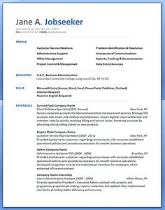 Resume Objective Statement For Customer Service | resume | Pinterest ...
