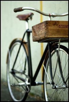 basket bikes