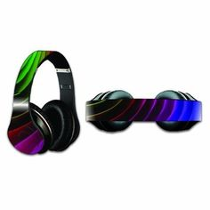 8c3a4c4e477 Mightyskins Protective Vinyl Skin Decal Cover for Dr. Dre Beats Studio  Headphones wrap sticker skins