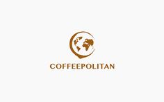 This is a logo for Coffeepolitan. It surely is helpful when you go through a brand guideline to see the thought process of their process. The logo is so organic and relates to the thought of coffee perfectly. It has a sense of playfulness with the touch of simplicity and elegance.