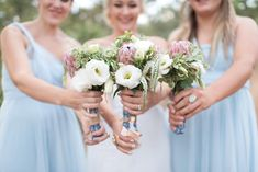 Shweshwe Game Lodge Wedding at Kuthaba by Liesl le Roux Protea Bouquet, Bouquets, Lodge Wedding, Wedding Day, Media Matters, African Theme, Game Lodge, Bridesmaid Dresses, Wedding Dresses
