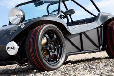 1970 meyers manx buggy side view wheel