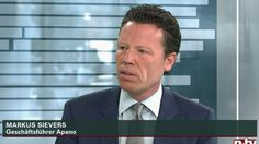 Geldanlage-Check: Markus Sievers, Geschäftsführer Apano