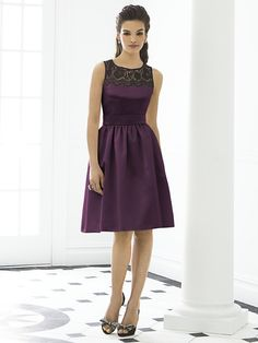 After Six Bridesmaid Dress 6644