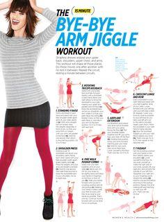 Arm Sculpting Workout