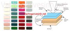 các loại màu vách ngăn vệ sinh compact