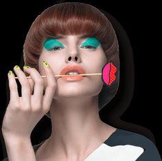 Набор для дизайна ногтей DIY Nail Magic купить дешево за 999 рублей