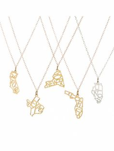 Kris Nations Necklaces
