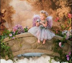 DIY Fun Paste Cute Angle Flowers Diamond Painting Cross Stitch Kit Area Square Resin Stick Tools For Gift Room Wall Home Decorations More Beautiful Angel Images, Angel Pictures, Fantasy Kunst, I Believe In Angels, My Guardian Angel, Angels Among Us, Angels In Heaven, Heavenly Angels, Cross Paintings