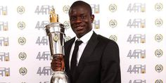 Chelsea star Kante awarded Player of the Year by FWA  #Chelsea #Kante #PremierLeague #sports #football #soccers #star #footballer