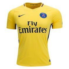 17/18 Nike Paris Saint-Germain Away Jersey