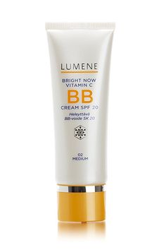 """BB/CC Cream """"There are a lot of BB duds in the drugstore — formulas with chalky finishes or formulas that just don't blend — but this one, from Finnish brand Lumene, isn't one of them. It goes on so smooth, is lightweight on the skin, and doesn't leave behind any gray-ish residue. Now, if only it came in more color options…"""" — Megan McIntyre  (Editor's Note: If you fall on the medium-to-dark end of the spectrum, try IMAN Skin Tone Evener BB Cream.)"""