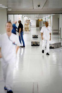 AKERSHUS UNIVERSITY HOSPITAL (NYE AHUS) C.F. Møller