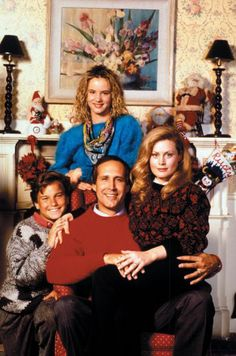 National Lampoon's Vacation movies. Who doesn't love the Griswolds?