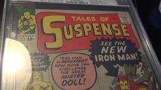 Grading Tutorial - Lesson 9 Comic Book Grading, Jack Kirby, Iron Man, Marvel Comics, Comic Books, Teaching, Thoughts, Iron Men, Learning