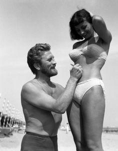Kirk Douglas 1953