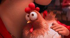suspicious chicken gif Pollito Despicable Me 2 Imgur