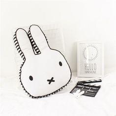 Rabbit Decorative Pillows