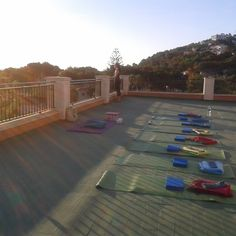 #Yoga & #mindfulness #holiday in #Alicante #Spain