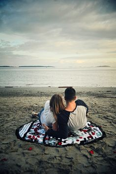 Keep a Tofino Towel Co. Round towel in your trunk for spontaneous beach nights. Round Towels, Beach Night, Romantic Beach, Beach Towel, West Coast, Couple Photos, Couple Shots, Couple Photography, Beach At Night