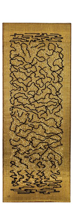 Anni Albers combined the ancient craft of hand-weaving with the language of modern art Josef Albers, Anni Albers, Bauhaus Textiles, Weaving Textiles, Wassily Kandinsky, Textile Artists, Funny Art, Famous Artists, Artist Art