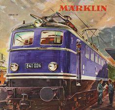 Märklin Catalogus 1960