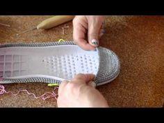 Zapatos calados corte bajo - YouTube