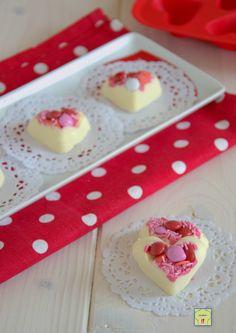 cioccolatini facili per San Valentino