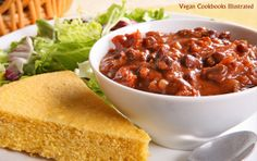 Smoky Chipotle-Chocolate Chili from the cookbook Quick-Fix Vegan