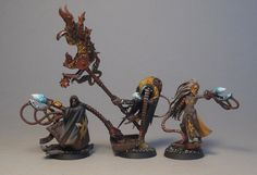 Dark Mechanicus Conversions by: Death or Glory