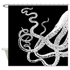CafePress  Kraken Tentacles Shower Curtain  Decorative Fabric Shower Curtain * You can find out more details at the link of the image.