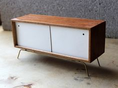 micro credenza by onefortythree on Etsy, $35.00