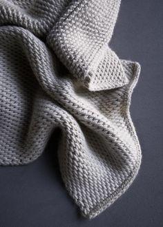 Tunisian Crochet Scarf | Purl Soho - Create                                                                                                                                                                                 More