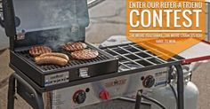 Outdoor Cooking - Win a Camp Chef Big Gas Grill 2X - http://sweepstakesden.com/outdoor-cooking-win-a-camp-chef-big-gas-grill-2x/