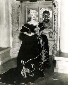 Marlene Dietrich in The Scarlett Empress (1934).