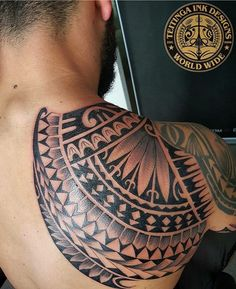 Your source of ideas and tips on everything ink! Polynesian Tattoo Sleeve, Polynesian Tattoo Designs, Maori Tattoo Designs, Hawaiian Tattoo, Taino Tattoos, Filipino Tattoos, Tribal Sleeve Tattoos, Eagle Tattoos, Tattoo Crane