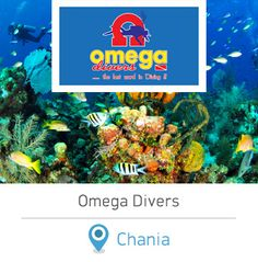 Omega Divers in Chania Crete. #chania #crete #dreamingreece #scubadiving #dive #wateractivities #watersports #holidays #vacations