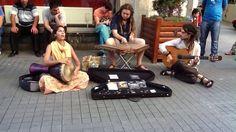 Muhteşem Üçlüden İstanbul'da Sokak Konseri