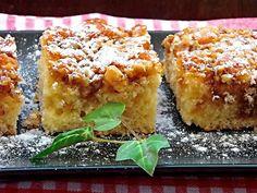 Ručak kod Mucike: Rujanski kolač od oraha