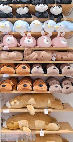 Kawaii Accessories, We Bare Bears, Selfies, Disney Toys, Disney Plush, Tumblr Photography, Neck Pillow, Instagram Story Ideas, Cute Bears