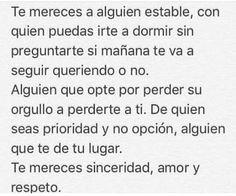 """ya falta no"" Sad Quotes, Motivational Quotes, Nostalgia, Faith, Thoughts, My Love, Words, Life, Liliana"