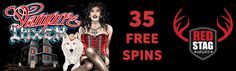 Red Stag Casino 35 No Deposit FREE Spins December Promo